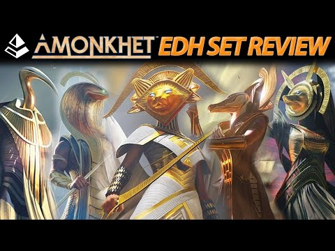 LEOVOLD BANNED! Amonkhet Set Review | The Command Zone #155 | Magic Commander Podcast Mp3