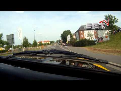 ADAC Pfalz Westrich Rallye    Demo Fahrten St.Wendel    SRT TV 3/11