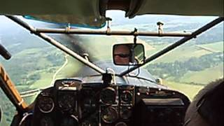 preview picture of video 'Wilga-35A PZL104 Trening flight'