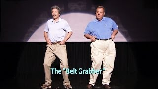 The Evolution of Dad Dancing (w/ Jimmy Fallon & Gov. Chris Christie)