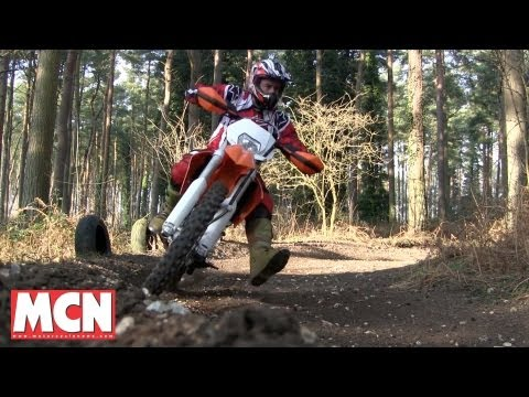 Adam Child's KTM 250EXC-F | Long Termers | Motorcyclenews.com