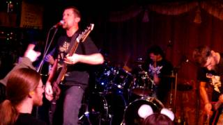 "Cover - Unleashed - ""Into Glory Ride"" - Ralph's Diner - October 30, 2014"