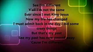 Tasha Page-Lockhart - Different (With Lyrics)