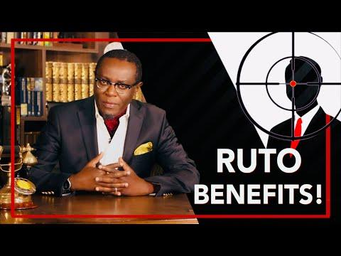 Assassination: Did Ruto Try to Kill Uhuru?