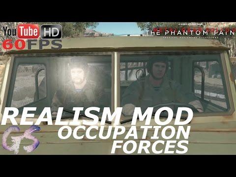 Act of Valor MOD I Metal Gear Solid V: The Phantom Pain