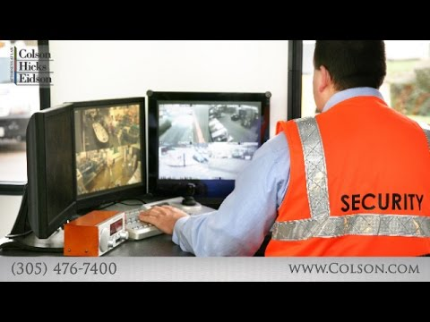 What is Negligent Security in a Premises Liability Case?