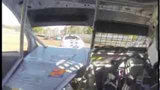 preview picture of video 'VMPA Modified Sedans - Hamilton 14/12/13 - Heat 1'