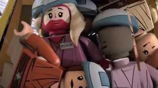 Lego Star Wars: The Padawan Menace (2011) Video