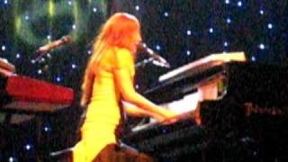 Tori Amos Taxi Ride Live Red Bank New Jersey 2009