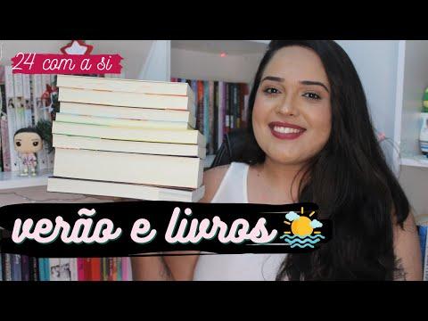 VERÃO BOOK TAG | 24 com a Si ??