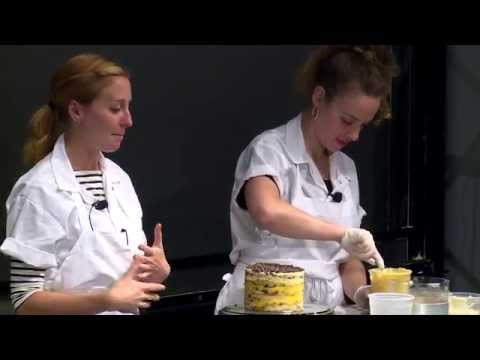 Christina Tosi: Emulsions and Foams, Science and Cooking Public Lecture Series