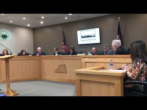 Video: Scott supervisors elect chairman for 2020