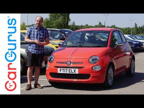 Fiat 500 Used Car Video Review | CarGurus UK