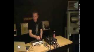 Function - Live @ RTS.FM Oktave. Showcase 2011