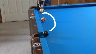 How to Curve the Cue Ball   Detailed Masse Tutorial