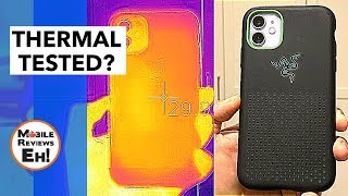 Razer ArcTech Slim & Pro THS Edition Review - iPhone 11 Cooling Gaming Cases