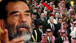 لن تصدق كيف تنكر صدم حسين لحضور جنازة ملك الاردن الحسين بن طلال تحميل MP3