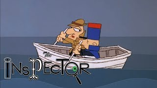 Reaux, Reaux, Reaux Your Boat | Pink Panther Cartoons | The Inspector
