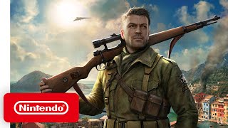 Sniper Elite 4 - Announcement Trailer - Nintendo Switch