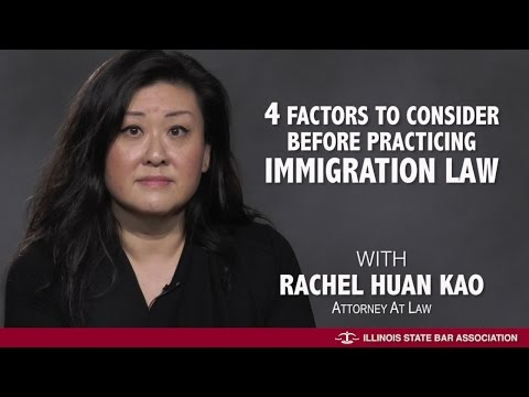 4 Factors to Consider Before Practicing Immigration Law