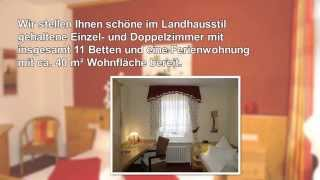 preview picture of video 'Pension Helvetia in Bad Elster   Urlaub im Vogtland'