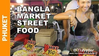 Night Market At Patong Beach - Thai Street Food - Phuket Attractions