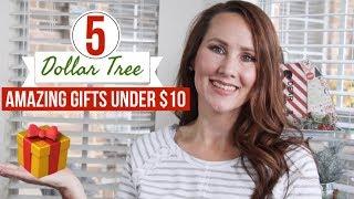 GIFT BASKET IDEAS | LAST MINUTE DOLLAR TREE CHRISTMAS GIFTS 2019