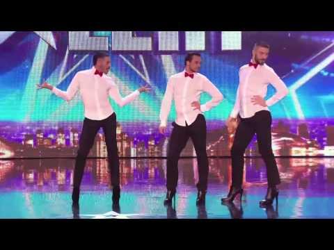 [FnM4U][Video Hay] If You Wanna Be My Lover & Stop Yanis Marshall, Arnaud and Mehdi