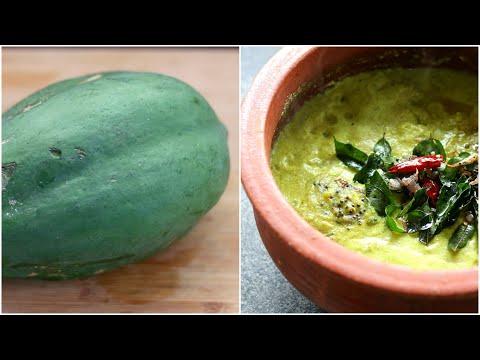 Raw Pappaya Curry – Green Pappaya Curry Recipe   Healthy Recipes   Skinny Recipes