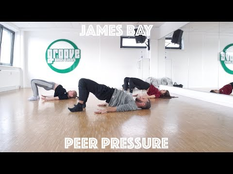 James Bay - Peer Pressure Ft. Julia Michaels | Choreography By Giovanni | Groove Dance Classes