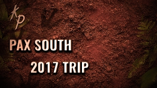 Kenson Plays Vlogs - PAX South 2017