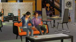 The Sims 3: High-End Loft Stuff video