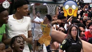 INSANE POSTER SHUTS DOWN THE GYM IN CHAMPIONSHIP! Niven Glover, Damon Harge, Emmitt Williams