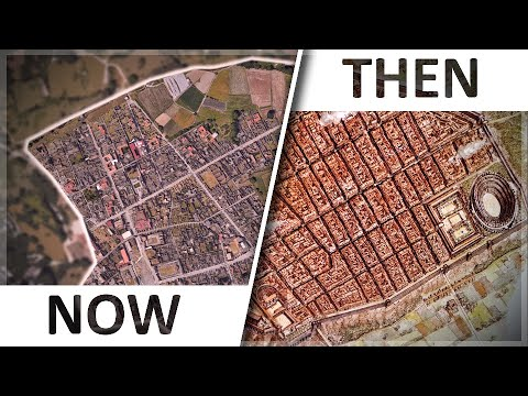 8 Beautiful Ancient Roman Cities That Survived to This Day