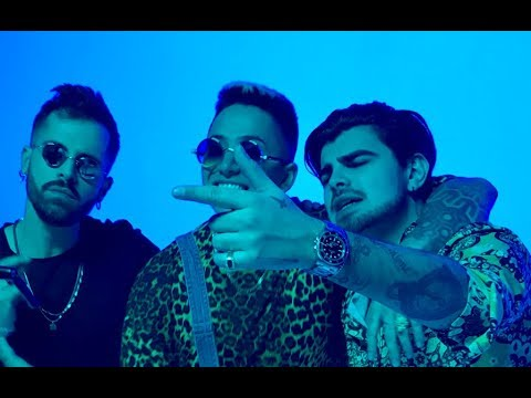 Jonathan Moly, Bryant Myers, Mike Bahia, Andy Rivera – Te Besaré REMIX (Video Oficial)