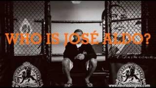Who is José Aldo? by Huck Blade