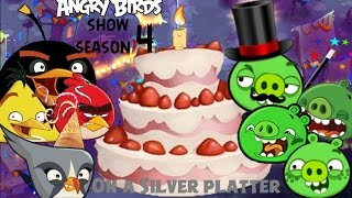 Angry Birds Show Ep 35 On A Silver Platter