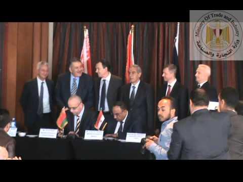 وزيرا التجارة فى مصر وبيلاروسيا يفتتحان منتدى الاعمال المصرى البيلاروسى