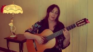 Triste - A C Jobim (Acoustic Cover English lyrics)