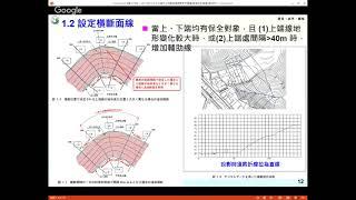 土砂災害防止相關基礎調查手冊導讀(急傾斜地編)