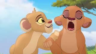 Мультфильмы Disney - Хранитель лев   Новая семья для Фули (Сезон 1 Серия 9)