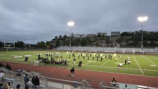 Damien Spartan - Valencia Band Competition Oct 15 2016