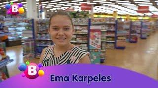 3. Ema Karpeles - dejte jí svůj hlas