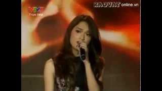 Thí sinh chuyển giới Idol 2012 - Hương Giang - Trò Đùa Tạo Hóa 21-9-2012