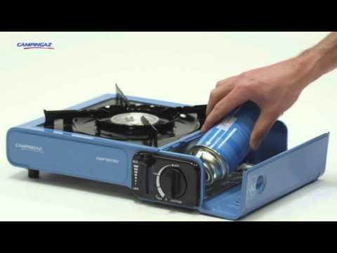 Campingaz CP250 cartuccia con valvola - FerramentaMania