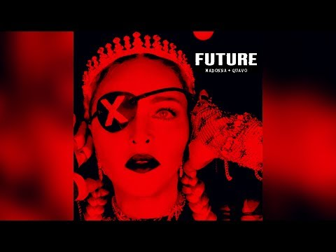"Madonna & Quavo | Future ""Eurovision Performance Studio Version"""