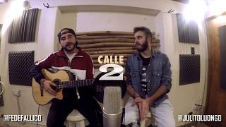 Calle 2 (FMK - Prod Big One)  Cover Falli y Willys