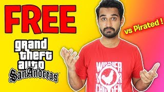 [HINDI] GTA San Andreas is Now FREE !! Any Difference ?