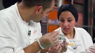 المعركة بدأت في مطبخ Top Chef وانتهت عند لجين عمران