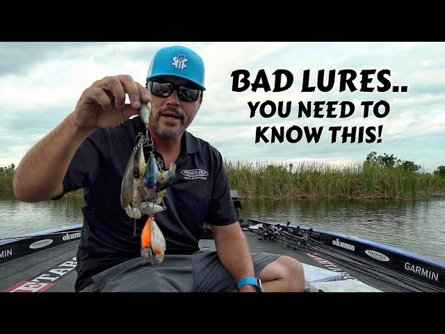 Something Bad is Happening to my Fishing Lures - You Need to Know ASAP